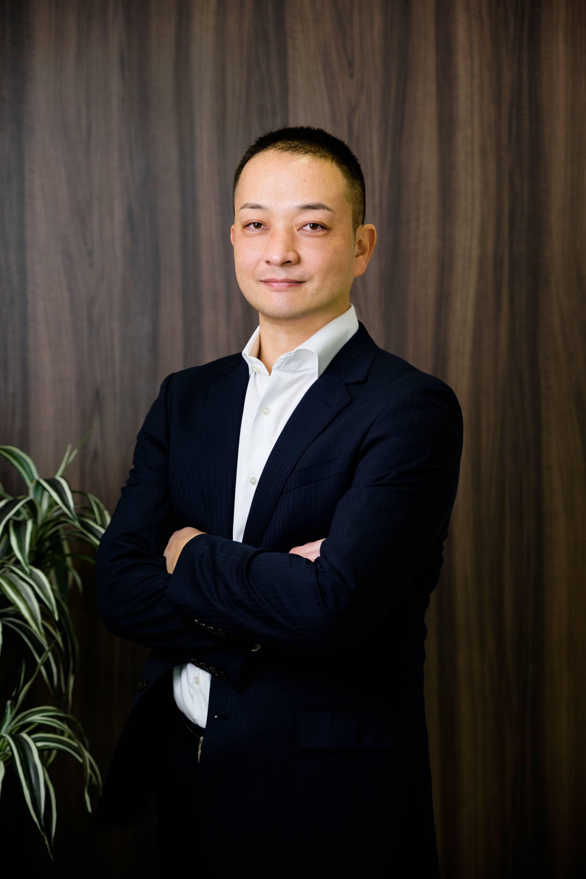 株式会社シーオン 代表取締役社長 久野 真博